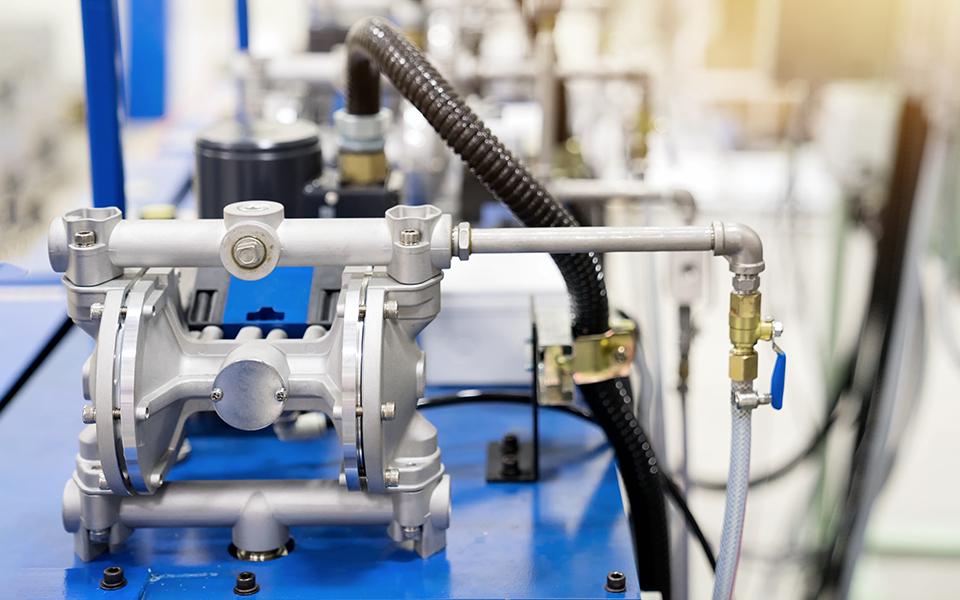 气动隔膜泵-计量泵厂家