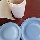 日本大金特订纳化处理PTFE涂层膜片 持久耐用