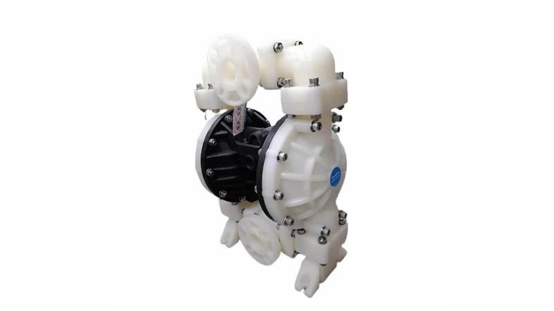 如何通过隔膜泵的气量来选空压机