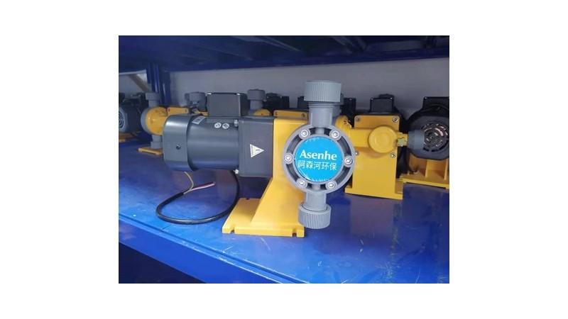 耐酸碱-抗腐蚀的加药泵就选阿森河加药泵生产厂家