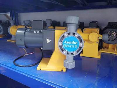 阿森河强酸碱计量泵
