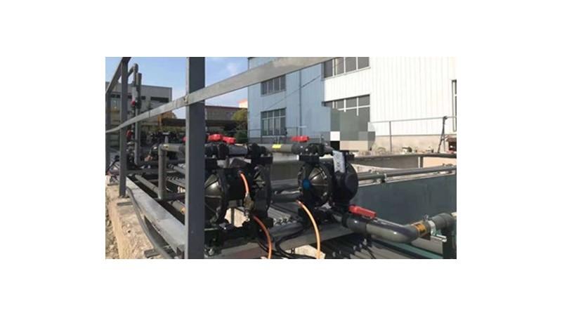 气动隔膜泵厂家-就选阿森河源头厂家,进口零配件实力厂家