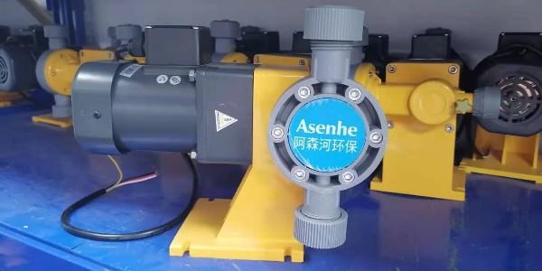 阿森河 计量泵 机械隔膜泵的优势