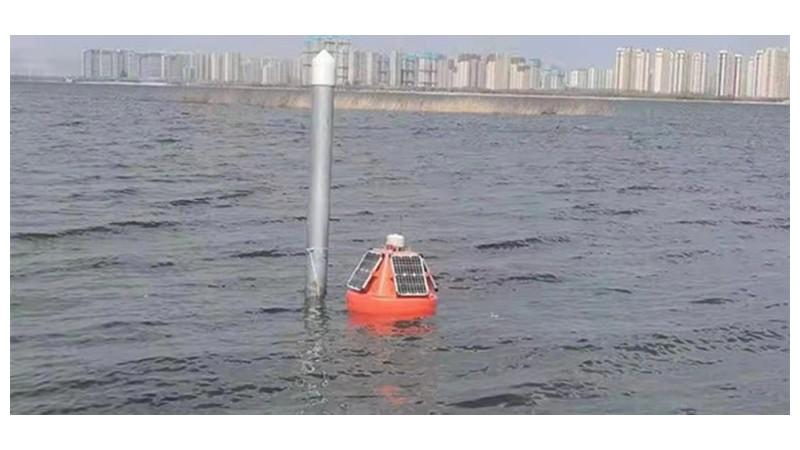 阿森河水质检测浮标站- 抗腐蚀,耐碰撞,具备相应的防生物污染能力