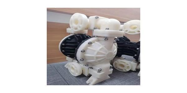 你知道工程熟料气动隔膜泵有哪些特点吗?