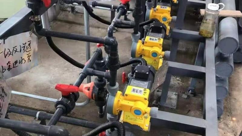 加药泵的流量过大或者不够的解决方法有哪些?