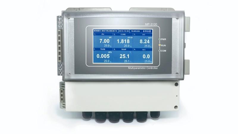 水质监测常规五参数生产厂家-废污水自动监测设备