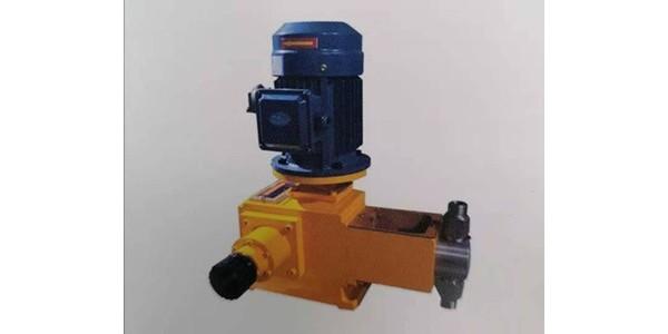 柱塞计量泵常出现的故障及维修方法