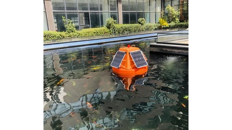 浮标监测站的结构设计—阿森河