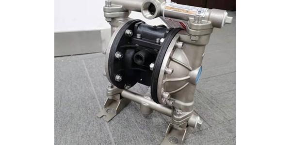 气动隔膜泵故障及维修