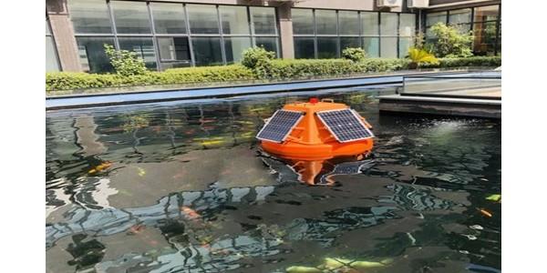 ASH-600多参数水质监测浮标系统-阿森河