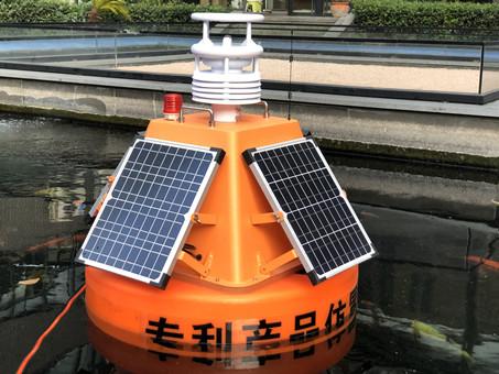 水质监测浮标站