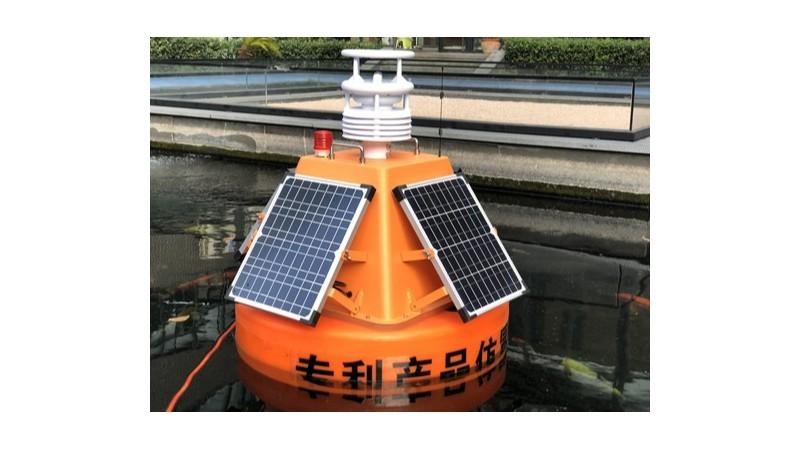 智能监测浮标-阿森河厂家-4G无线传输实时监测,阴雨天可达30天以上