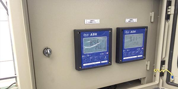 余氯监测仪如何测定水中余氯?