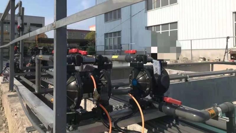 气动隔膜泵的特点有哪些?-阿森河