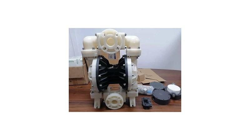 铝合金气动隔膜泵与不锈钢气动隔膜泵的特性区别