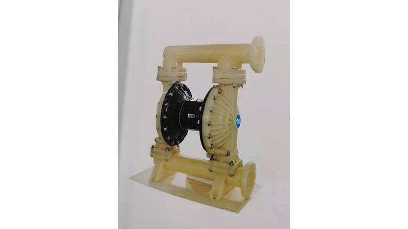 气动隔膜泵的故障维修